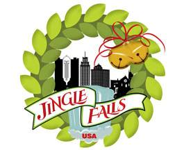 Jingle Falls USA logo